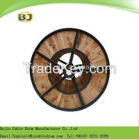 Wooden ,steel ,wooden&steel cable drum