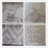 crinckle jacquard fabric
