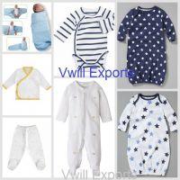 ORGANIC NEW BORN BABY CLOTHES