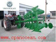 heavy duty reversible plough