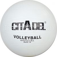 Official rubber volleyball 8 panels