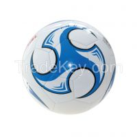 Popular PVC Promotional Soccer Ball, Customized Logo Printings are Accepted