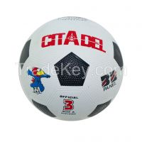 Rubber soccer ball on sale available for all sizes