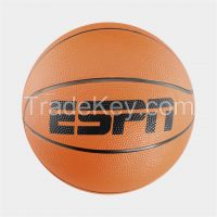 Popular rubber basketball, official size and weight for promotion