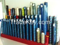 high transparent PVC film, transparent printing film, lace tablecloth, lace tablecloth, toy membrane, etc