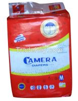 Good absorbency baby diapers with manufacturer price to Africa