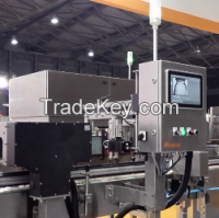closure inspection machine for beverage bottles