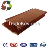 Anti-corrosive, waterproof outdoor wood plastic composite deck wpc deck wpc floor