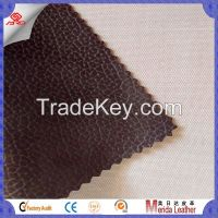 pvc synthetic leather with woven high quality backing