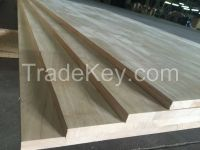 rubber wood, finger joint panel