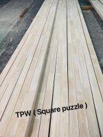 Cheap rubberwood panels from Vietnam