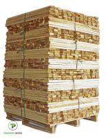 Cheap rubberwood sawn timber from Vietnam