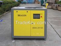 CE certification Dragon screw air compressor