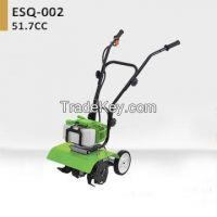 ESQ-002 Gasoline Tiller Cultivator 51.7CC 52CC