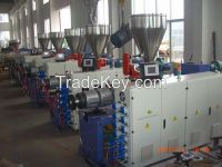 Extruder Machine / PVC Pipe Extrusion Production Line