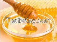 100% Natural Raw Organic Rapeseed Bulk Honey