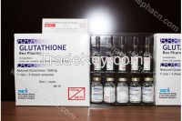 GSH Advanced Glutathione1200mg Injectable&Capsules for Skin Whitening&Acne with Extra detox strength