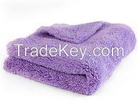 Edgeless microfibre car clean cloth MS-EPT4040