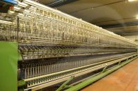 6685-8 X Marzoli RST1 Ring Frame With Autodoffer Linked To Schlafhorst 338- DX AutoWinder For Coarse Count/Denim Yarn