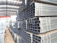 Q235 Hot-DIP Galvanized Square Steel Pipe