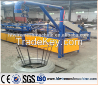 Best Price Automatic Chain Link Fence Machine/Mesh Fence Weaving Machine