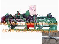 New Type  Automatic Razor Barbed Wire Machine Nine Strips Razor Wire Machine Fence Making Machine
