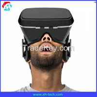 2016 Fashion 3D Virtual Reality VR Box Adjustable Headset 3D Glasses Factory Wholesale