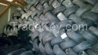 Part worn / used tyres