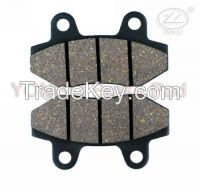 more than 15years experience of brake pads for motorcycle,bicycle,atv,utv,go kart....