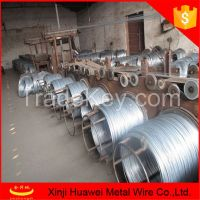 Hot selling products electro galvanized wire for bird cages