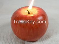 Decorative Fruit Shape Candle,Fully refined paraffin wax