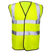High visibility Reflective Safety Vest, EN 20471