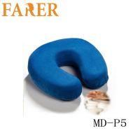 U shape memory foam pillow china manufacturer