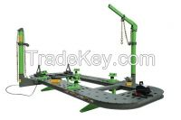 Auto body collision repair equipment fast and high recover frame staightening chassis repair tools