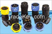 Electric connectors, customized connectors, waterproof connectors