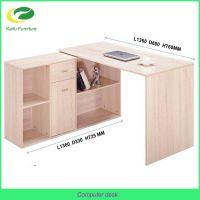cheap wooden computer desk/2016 New design office desk