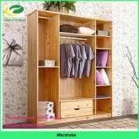bedroom wooden wardrobe simple designs