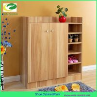 cheap shoe cabinet with two doors