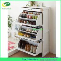 2016 wooden shoe cabinet custom shoe rack