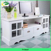 high quality simple design melamine TV Stand