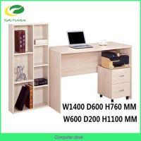 melamine mdf computer desk