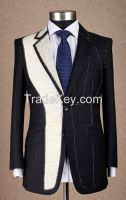 Custom bespoke tailored suits