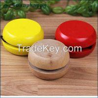 Wholesale Factory directly Custom wooden yoyo ball