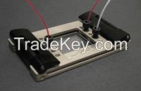 Standard Microfluidic Chipholder - Chipholder  (AHQ 010)