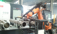 multi-stage telescopic small hydraulic cylinders used for agricultural machinery