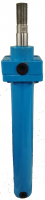 STROKE 350MM, 16 MPa, piston hydraulic cylinder usded for brick manufacturing machine