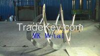 titanium custom made