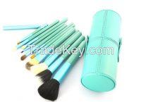 12pcs professional makeup brushes set with makeup bag