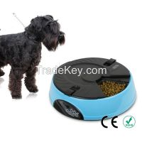 6-meal Automatic Pet Feeder