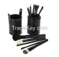 hot sell 12pcs professional makeup brushes set